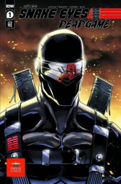 Snake Eyes: Deadgame #1 Adam Buttrey Variant