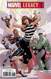 Marvel Legacy #1 Terry Dodson Party Variant