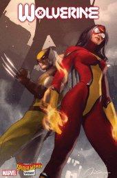 Wolverine #2 Spider-Woman Variant Edition