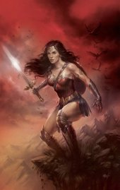 Wonder Woman #750 Lucio Parrillo Variant B