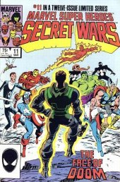 Marvel Super Heroes: Secret Wars #11