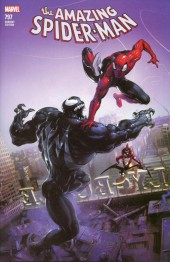 The Amazing Spider-Man #797 Clayton Crain Connecting Variant