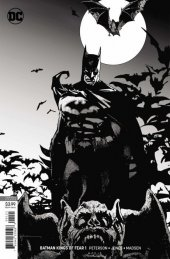 Batman: Kings of Fear #1 Variant Edition