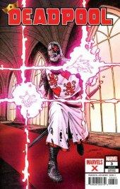 Deadpool #3 Marvels X Variant Cover