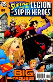 Supergirl and the Legion of Super-Heroes #20