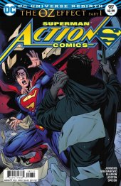 Action Comics #987 Variant Edition