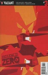 Generation Zero #3 Cover B - Tom Muller