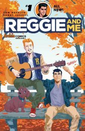 Reggie and Me #1 Cover I Michael Walsh