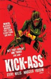 Kick-Ass #7 Cover D Jock