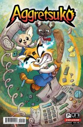 Aggretsuko #1 Cover D