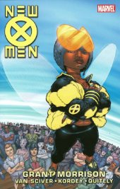 new x-men by grant morrison book 2 tp