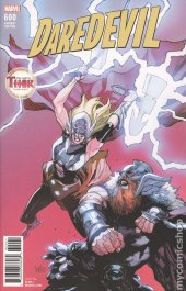 Daredevil #600 Yu Mighty Thor Variant