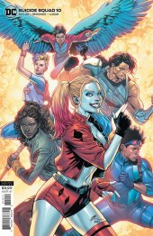 Suicide Squad #10 Variant Cover