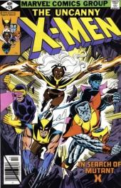 The X-Men #126