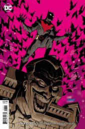 Batman Beyond #26 Variant Edition
