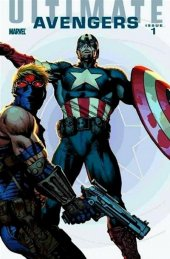 Ultimate Avengers #1 Variant Edition 3