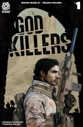 Godkillers #1 1:15 Bradstreet Cover