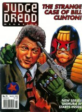 Judge Dredd: The Megazine #72