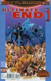 Ultimate End #1 2nd Printing