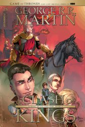 A Game of Thrones: Clash of Kings #18 Cover B Rubi