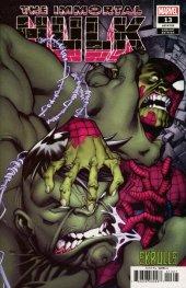 The Immortal Hulk #13 Stevens Skrulls Variant