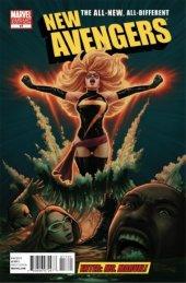 The New Avengers #17 Marvel Comics 50th Anniversary Variant