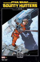 Star Wars: Bounty Hunters #3 Sprouse Empire Strikes Back Variant