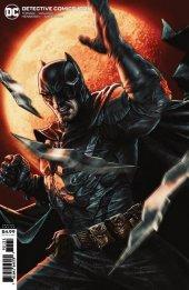 Detective Comics #1021 Card Stock Variant Edition
