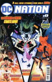 DC Nation #0 Midtown Comics Exclusive Variant