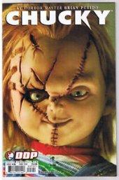 Chucky #3 Photo cover