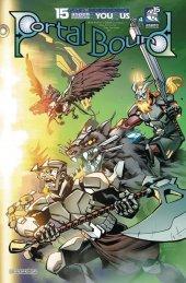 Portal Bound #4 Cover B Archer