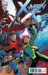 X-Men: Blue #1 Fried Pie Exclusive Variant