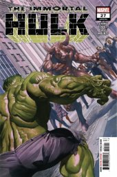 The Immortal Hulk #27