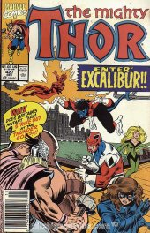 The Mighty Thor #427 Newsstand Edition