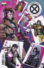 Powers of X #5 Valerio Schiti Character Decades Variant