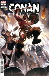 Conan the Barbarian #1 Daneil Acuna Variant