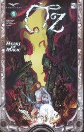 Oz Heart Of Magic #1 Cover E Colapietro