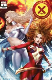 Giant-Size X-Men: Jean Grey and Emma Frost #1 Derrick Chew Variant Edition