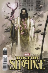 Doctor Strange #384 2nd Printing Variant