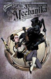 Lady Mechanika: The Clockwork Assassin #3 Variant Edition