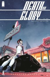 Death Or Glory #1 2nd printing