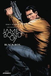 James Bond: Black Box #6 Cover C Zircher