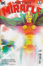 Mister Miracle #1 2nd Printing