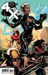 X-Men / Fantastic Four #1 2nd Printing