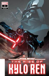 Star Wars: The Rise of Kylo Ren #3 1:25 Variant Cover