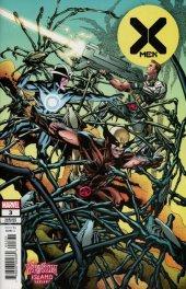 X-Men #3 Venom Island Variant Edition