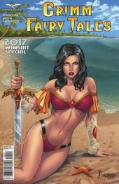 Grimm Fairy Tales Presents Swimsuit Special 2017 #1