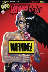 Vampblade: Season 3 #8 Cover D Mastajwood Risque