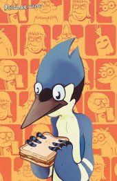 Regular Show #18 Stefan Tosheff Virgin Variant