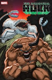 The Immortal Hulk #33 Ron Lim Variant Edition